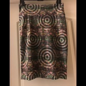 Lularoe Cassie pencil skirt. Medium. Worn once!